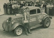 Chuck Finders 1962 Winternationals A/Gas Winner