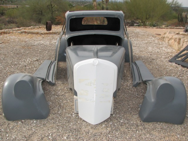 Willys Coupes and Pick UP's by Chuck Finders